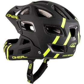 ONeal Thunderball PRO Helmet Youth black/hi-viz